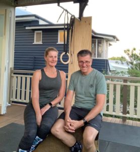 Carolyne and Deans success story